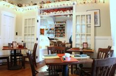 The Cottage, cafe, bakery and tea room. Old Town Bluffton, South Carolina. Pinned by heywardhouse.org Pinned by heywardhouse.org