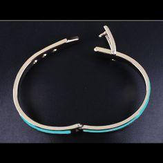 Enamel Belt Bangle Bracelet  #enamelbracelet