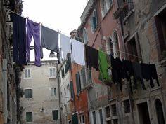 Venezia - Panni stesi
