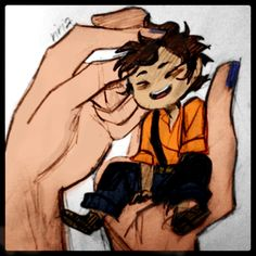 Cause everyone needs a pocket Leo Valdez Leo Valdez, Percy Jackson, Tio Rick, Uncle Rick, Blood Of Olympus, Team Leo, Harry Potter, Trials Of Apollo, Rick Riordan Books