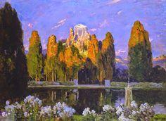 Thomas Edwin Mostyn ~ Landscape/Genre painter   Tutt'Art@   Pittura * Scultura * Poesia * Musica  