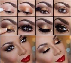 Make-Up Yeux 5
