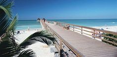 The Pier, one of the oldest structures in the city of Naples. Come enjoy a sunset on the stunning Southwest Florida coast! Orlando Florida, Naples Florida, Beachy Pictures, Naples Pier, Visit Florida, Gulf Of Mexico, Sunshine State, Where To Go, Instagram