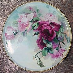 limoges china | Limoges Plates & Trays - a set on Flickr