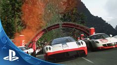 DRIVECLUB - All Action Trailer https://gamingvault8503.wordpress.com/  #driveclub #videogame #trailer