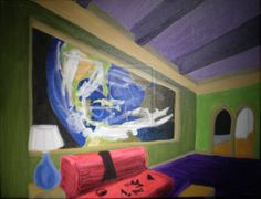 Couch-view-of-earth by PrincessTS01.deviantart.com on @deviantART