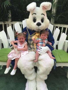 Scared of the Easter Bunny: 11 kids who are having none of it