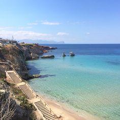 Terrasini, Sicily.