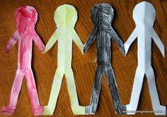 Ημέρα # 318 Δικαιοσύνη για όλους τους ανθρώπους - την ανάπτυξη χαρακτήρων, Εβδομάδα # 46 - Meaningfulmama.com