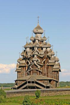 Kizhi, Karelia