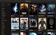 Popcorn Time 5.4 beta - Δείτε ταινίες και τηλεοπτικές σειρές άμεσα από τον υπολογιστή σας!