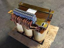 CE Busto G. 35 kVA Pri: 208/230/460 - Sec: 400 V YN Transformer Autotransformer (PM2164-1). See more pictures details at http://ift.tt/2eYzvbn