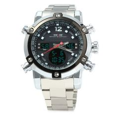 Weide WH5205 Men LED Sports Watch