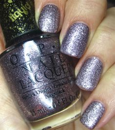 Almost got this color, sad I didn't. OPI-Mariah Carey collection-baby please come home