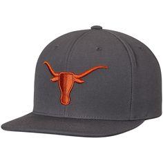 Texas Longhorns New Era NCAA Bently Snapback Hat - Charcoal - $21.99