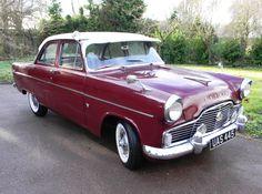 1961 Ford Zephyr Mk II Old Vintage Cars, Antique Cars, Vintage Auto, Classic Cars British, British Car, Ford Zephyr, Cars Uk, Classic Chevy Trucks, Old Fords