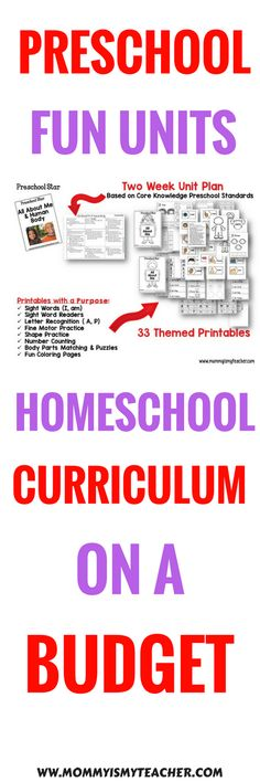 Wow, I love this preschool homescool curriculum for my 4 year old! It is so fun and engaging!