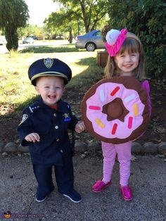 Diy red sour patch kid halloween costume diy pinterest sour police man and donut halloween costume contest at costume works diy baby solutioingenieria Images