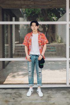 Men's Street Style South Korea - Summer 2016. Photo: Kyung Hoon Kim
