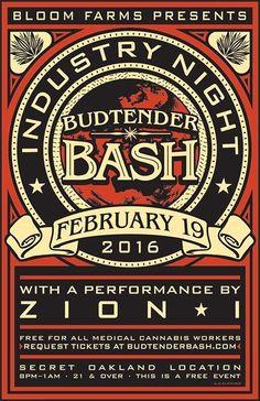 Budtender Bash // Industry Night // Bloom Farms // Cannabis // Marijuana