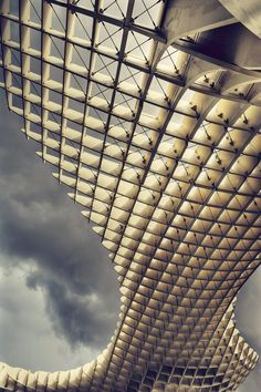 Metropol Parasol - Seville, Spain