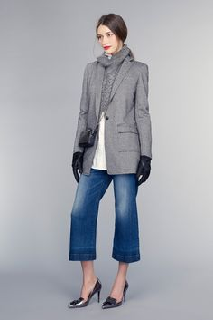 Banana Republic Fall 2015 Ready-to-Wear - Collection.