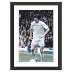 Eddie Gray Signed Leeds United Photo Leeds Autograph Memorabilia Leeds United, Manchester United, Jack Charlton, Eric Cantona, Head Shop, Marketing And Advertising, Liverpool, The Unit, Trending Outfits