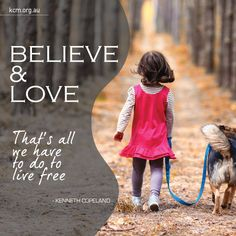 Believe  Love #KennethCopeland