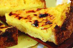 Prepará esta receta desde recetas.lanacion.com.ar Pie Recipes, Sweet Recipes, Sweet Life, Sweet Sweet, Cornbread, Banana Bread, Food And Drink, Yummy Food, Cooking