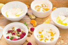 5 healthy yoghurt toppings to spice up your breakfast
