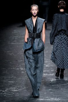 Haider Ackermann Spring 2013                                                                                                                                                                                 More