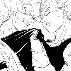 EPIC BATTLE, Goku vs. Vegeta