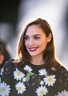 Pin for Later: 16 Badass Facts You Should Know About Literal Wonder Woman Gal Gadot She Nearly Ditched the Whole Acting Thing to Become a Lawyer