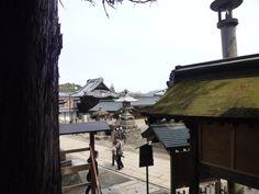 """""""Kitamuki-Konnon""""(Tempio), Bessyo-Onsen, Ueda Nagano Japan"""
