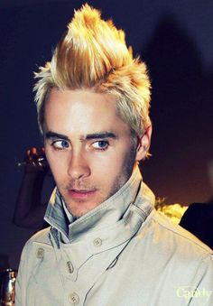 Jared Leto. Great actor turned great singer.