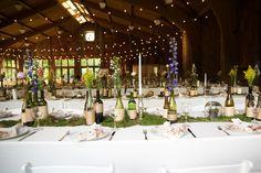 Glamping-Inspired Wedding at Cedar Lakes Estate  Read more - http://www.stylemepretty.com/new-york-weddings/upstate-new-york/2014/01/20/glamping-inspired-wedding-at-cedar-lakes-estate/
