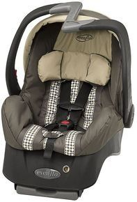 $90.00 Baby Evenflo Embrace Infant Car Seat - Shiloh - The Embrace infant car seat is for use rear facing with children that are 5 to 22lbs. Read all instructions and warnings on the product, product labels, and instruction manuals before use. Consult your vehicle owners manual to determine proper placement of child restraint in your vehicle and familiarize yourself with your vehicles components ... The Embrace, Shiloh, Child Safety, Toy Sale, Future Baby, Baby Items, Baby Car Seats, Infant, Baby Boy