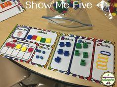 A Neighborhood Kindergarten : Math Without Numerals Vocabulary Word Walls, Academic Vocabulary, Teaching Special Education, Teaching Math, Teaching Ideas, Number Sense Activities, Math Activities, School Resources, Math Resources
