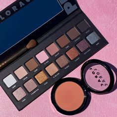 Go PRO or go home! Use this LORAC PRO Eye Shadow Palette to elevate your eye makeup to its full potential! Don't forget blush to top off a full face of LORAC! Makeup Haul, Eye Makeup, Hair Makeup, Lorac Pro Palette, Eyeshadow Palette, Cosmetics, Full Face, Eye Shadow, Don't Forget
