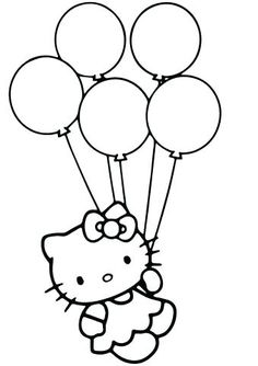 Balloons Coloring Pages To Print Top Hot Air Balloon Coloring Pages