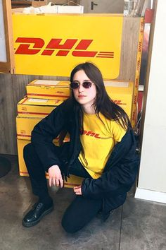 Would You Spend 185 On A DHL T-Shirt? http://ift.tt/1TD0k46 #InStyleUK #Fashion