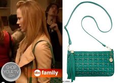 Shop Your Tv: Switched at Birth: Season 2 Episode 15 Daphne's Teal Purse
