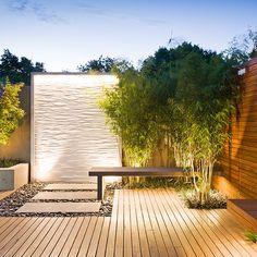 Contemporary Landscape Design Design Ideas, Pictures, Remodel, and Decor