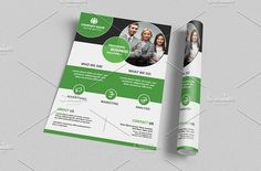 business flyer templates word