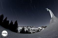 Mat Schaer in Les Crosets, Valais, Switzerland - by Ahriel Povich