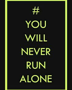 You will Never Run Alone YNRA
