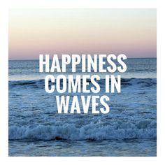 """""""A felicidade vem nas ondas"""".☀Summer 18☀ . . #ReginaSalomao #Summer18 #Verao18 #Inspiração #fimdesemana"""