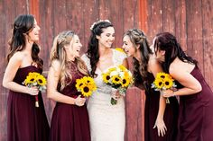 These brides tried out millennial wedding trends. Here are the results.