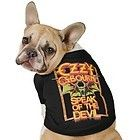 OZZY OSBOURNE Rock n' Retro Dog T-Shirt by Top Paw. Chili got hers today =D