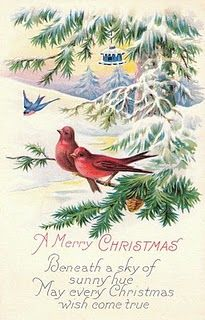 A Little Bird Told Me - Free Christmas Printables
